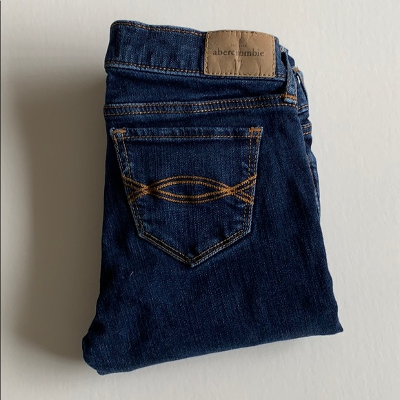 ABERCROMBIE & FITCH Skinny Fit Jeans (Girls)